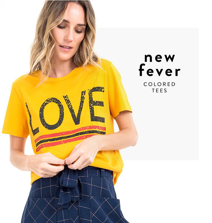 Sale Inverno 2018 - Camisetas